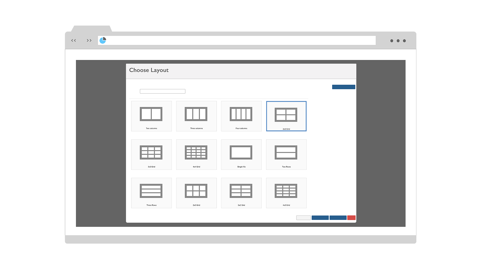 Organize Information Into Layouts