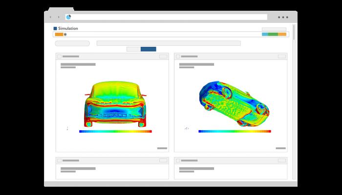Multi-Physics Data Visualization